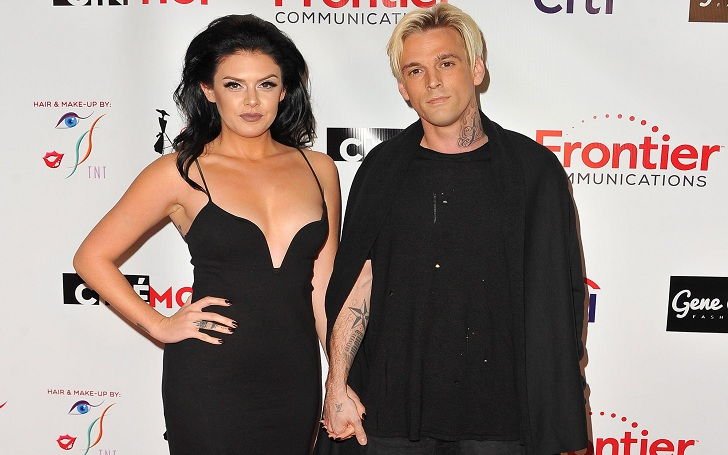 Aaron Carter splits with his girlfriend Madison Parker after coming out as Bisexual
