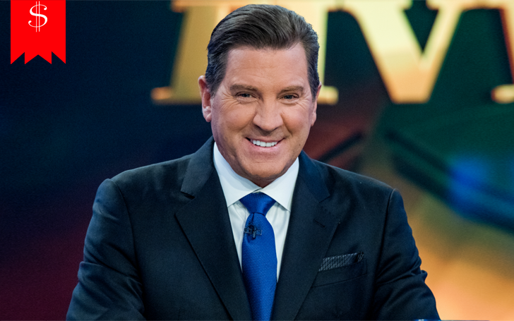 How Much is Eric Bolling's Net worth in 2017? Details  about his Salary, Suspension from Fox News