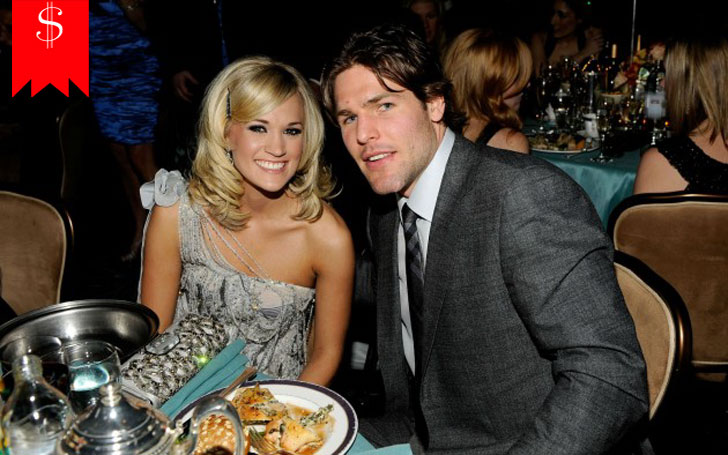 Carrie Underwood' Husband Mike Fisher's Net worth in 2017:Know about his Career and Awards