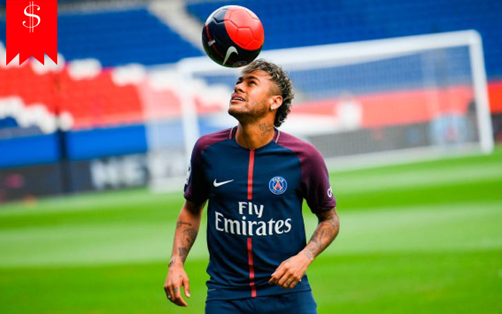 How Much is Neymar Jr.'s Net worth? Details About his Salary, Cars, Homes and transfer to PSG