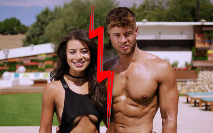 Love Island couple Montana Brown and Alex Beattie Break-Up in Real Life! Complete Details!