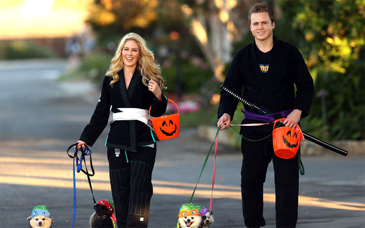 Spencer Pratt Talks about his Real sex Life with his Pregnant Wife Heidi Montag, Details here