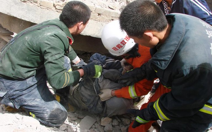 Earthquake in Southwest China, Kills 13, 175 injured, 100 Feared Dead!