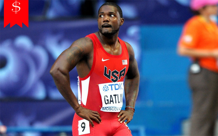 How Much is World's Second Fastest Human Justin Gatlin's Net worth? Details about his Cars and Homes