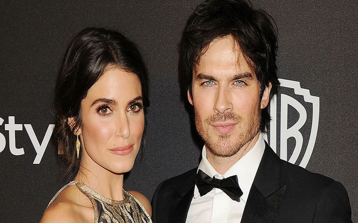 Expecting Mother Nikki Reed and Husband Ian Somerhalder to Spend Away A Full Month with Their Child