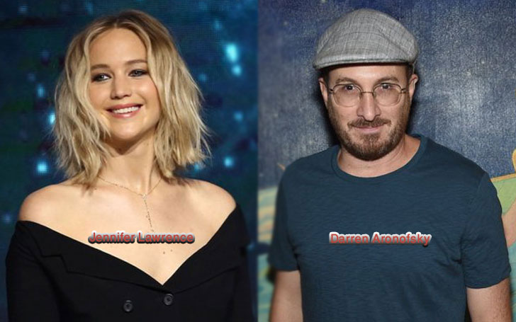 Jennifer Lawrence Opens about her Relationship with Darren Aronofsky After Fans Blame her For Ruining Chris Pratt and Anna Faris' Marriage!