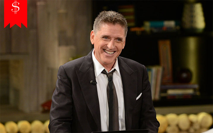 Megan Wallace Cunningham's Husband Craig Ferguson's Net worth in 2017-Salary, House, Car!