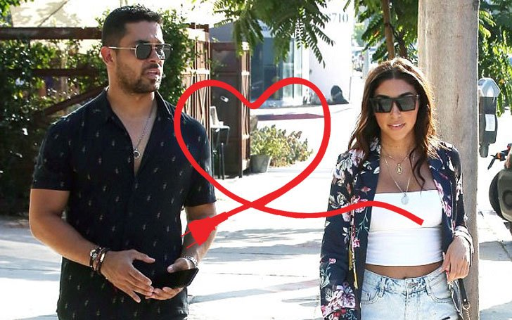 Chantel Jeffries Currently Dating Wilmer Valderrama-Affairs-Relationship