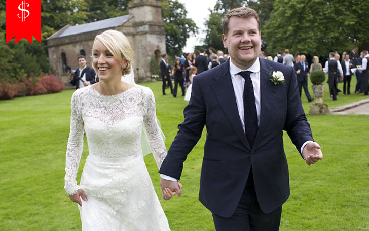 James Corden' wife Julia Carey's Net worth: Know about her Career and Awards