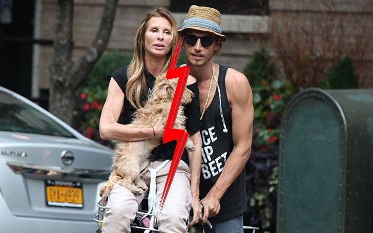 Carole Radziwill and Adam Kenworthy Seperated after several Dating and Relationship,Know the Reason