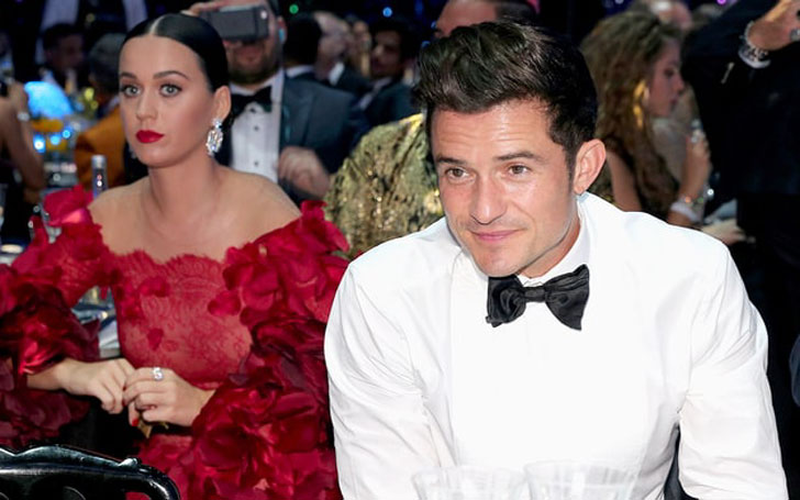 Orlando Bloom and Katy Perry seen at Ed Sheeren Concert after their Splits, Are they still Together?