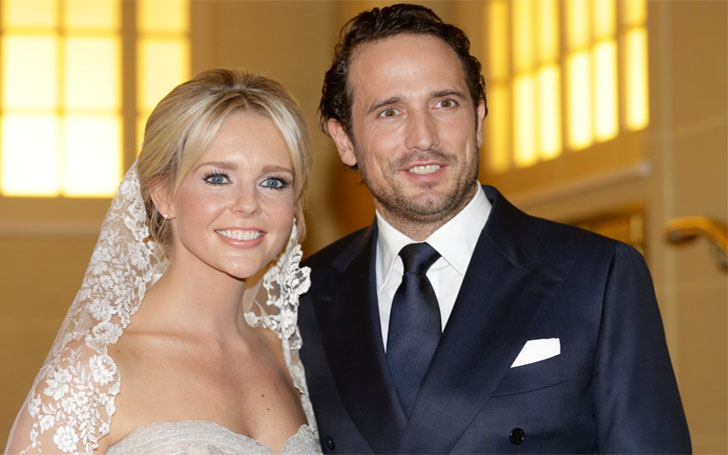 Carrie James & Sean Murray