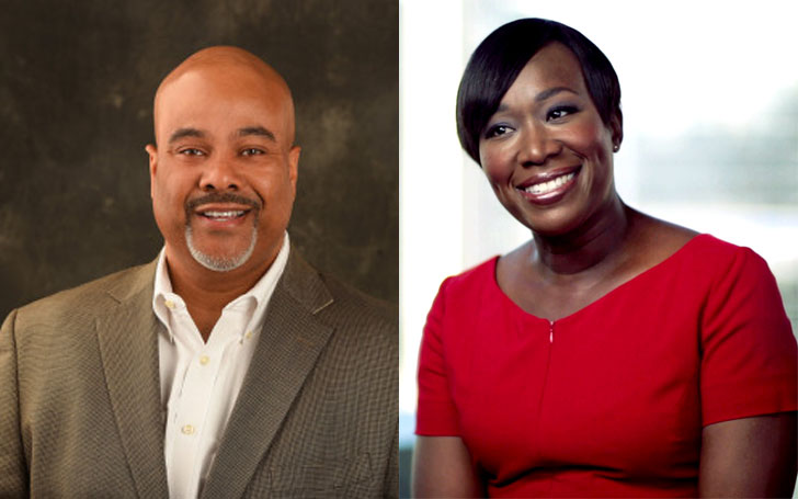 Joy-Ann Reid Married Jason Reid and still Living Together with their Children without any Rumors