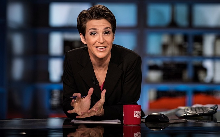 Anderson Cooper and Rachel Maddow Lead The Advocate's List of 50 Most Influential LGBTs in Media