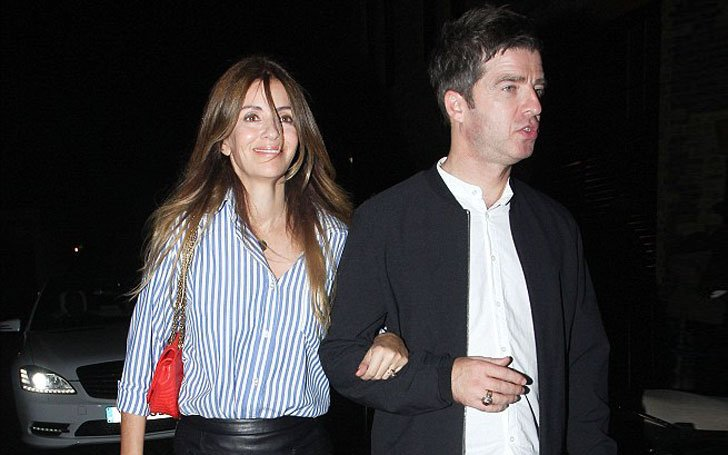Oasis' Noel Gallagher shares a Tender Kiss with Wife Sara MacDonald On The Beach! Details About Their Married Life
