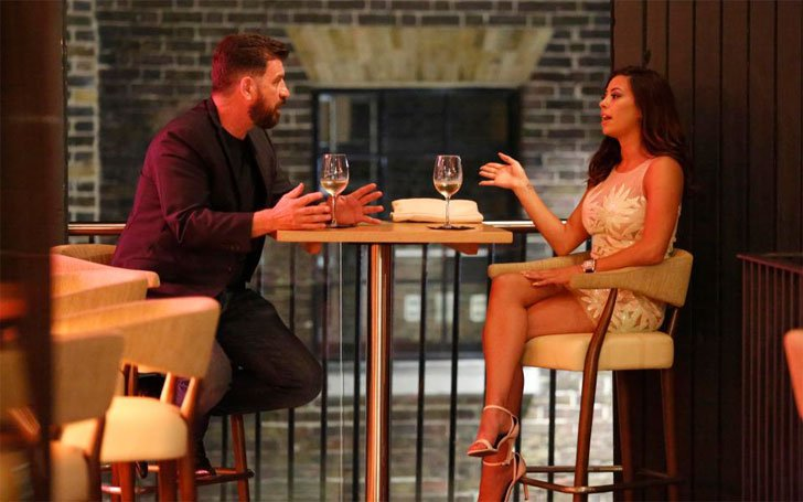 Television presenter Nick Knowles is Dating Ex TOWIE Star Pascal Craymer! Details about Knowles' Affairs!