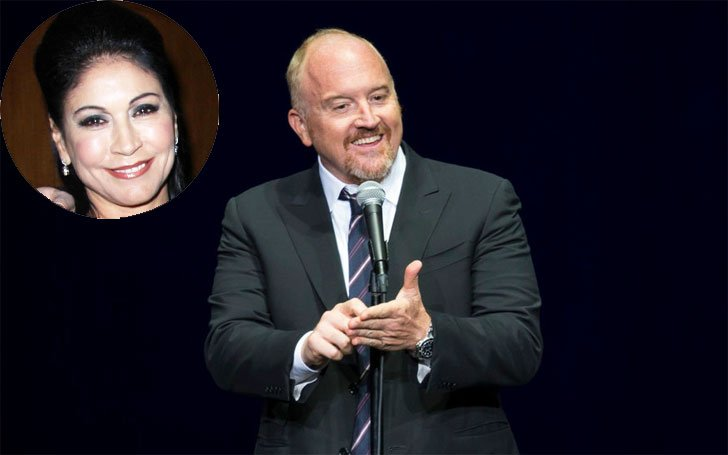 Louis CK su Dating 2015
