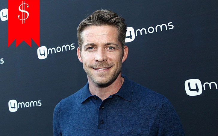 British Actor Sean Maguire's Net Worth in 2017-Career Details, Music, Salary Details