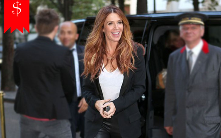 How Much is Australian-American Actress Poppy Montgomery's Net Worth? Details About Income, Property and Cars