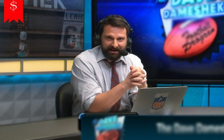 How Much is NFL Commentator Dave Dameshek's net worth? Details About His Career, Hobbies and More