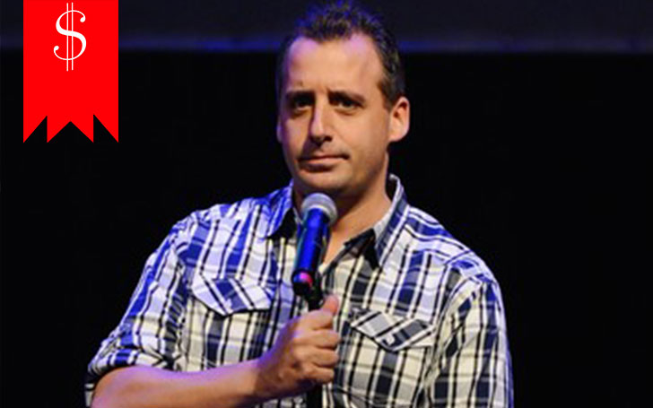 Impractical Jokers' Joseph Gatto Married Life with Wife Bessy Gatto, Details Here