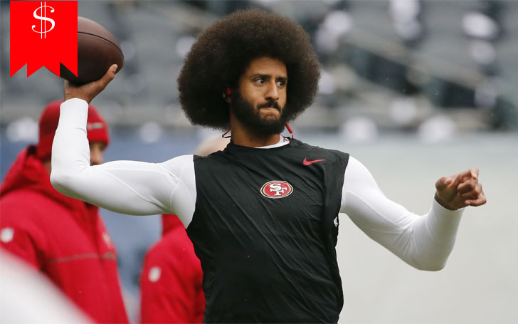 Colin Kaepernick Unemployed Even with NFL Season Ahead, Details About His Net Worth, Salary, Career and House