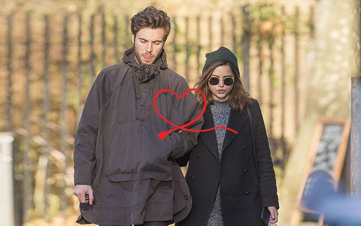 Are Jenna Coleman and Boyfriend Tom Hughes Engaged? Details Affairs and Relationships