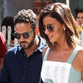 For The First Time: Lucy Mecklenburgh kisses Ryan Thomas on Celebrity Island with Bear Gryllis