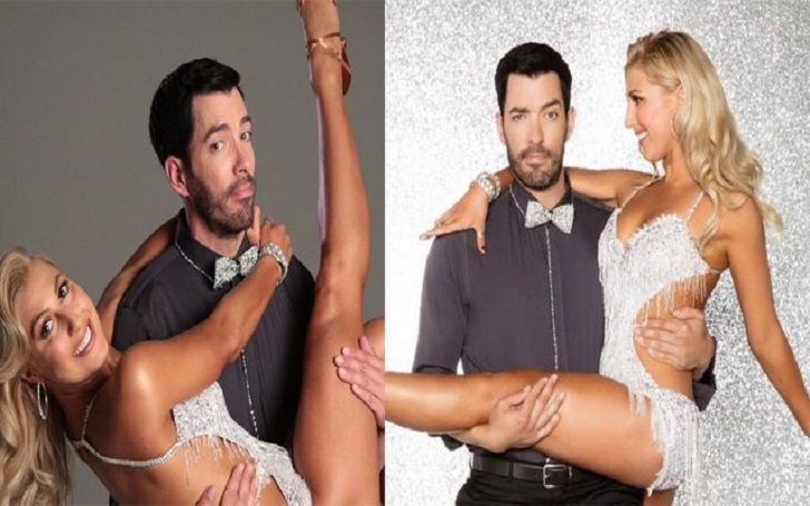 Property Brothers' star Drew Scott joins 'Dancing with the Stars' cast