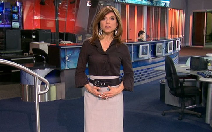 Who is Maria Stephanos' Married to? Details About Her Married Life; Children and Husband.
