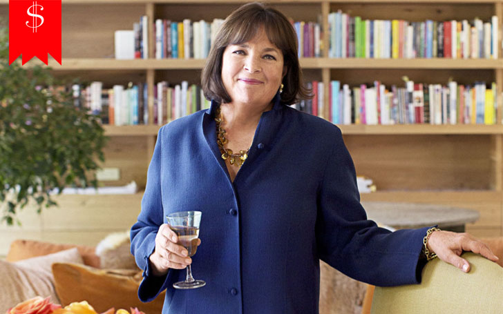 How much is The Food Network Ina Garten's Net worth? Details About her Career, awards , Car and House!