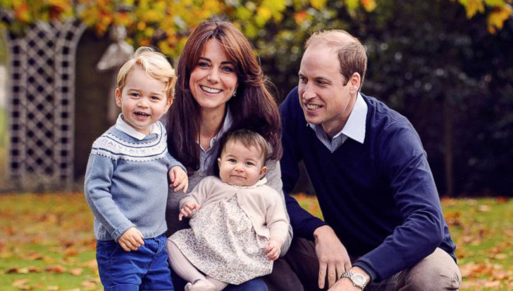 Confirmed! Prince William and Princess Catherine Expecting Their Third Child