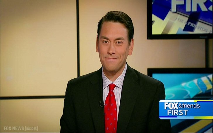 'Fox and Friends' Host Clayton Morris Leaving Fox after almost 10 years
