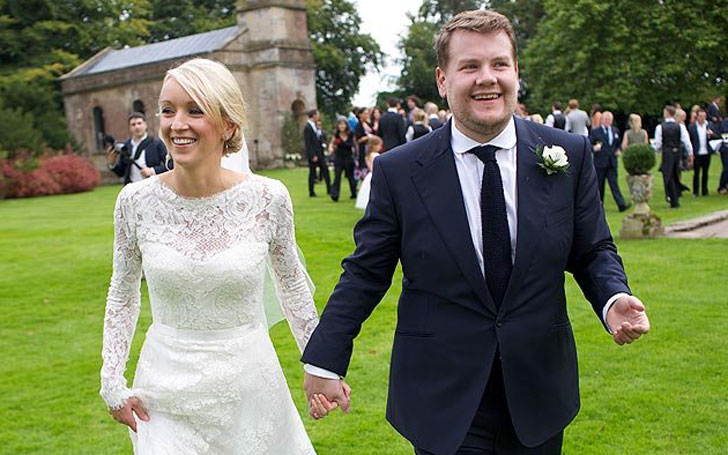 James Corden Wins Another Emmy For Carpool Karaoke! His Married Life with Julia Carer and Details About Their Children and Relationship!
