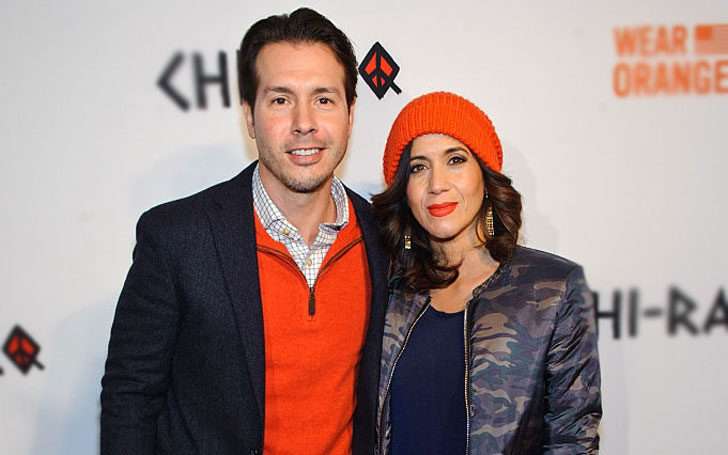 Are Jon Seda and Lisa Gomez Happy in Their Marriage-Details About Their Children and Married Life