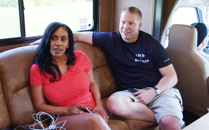 gary owen 39 s married life with wife kenya duke love story. Black Bedroom Furniture Sets. Home Design Ideas