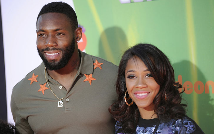 NFLs Antonio Cromartie Welcomes His Fourteenth Child With WIfe Terricka Cason