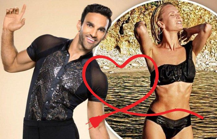 Davood Ghadami and Nadiya Bychkova Become The First Pair On Strictly Come Dancing! Details About Their Affairs and Dating History!
