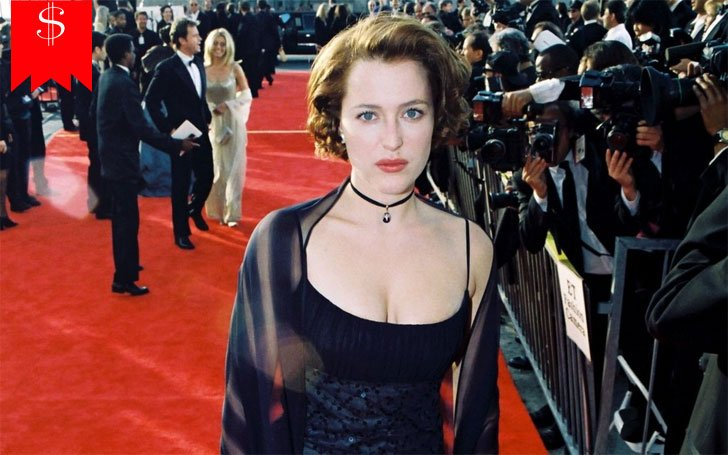 How Much is Gillian Anderson's Net worth? Details On Her Salary, Career and Awards