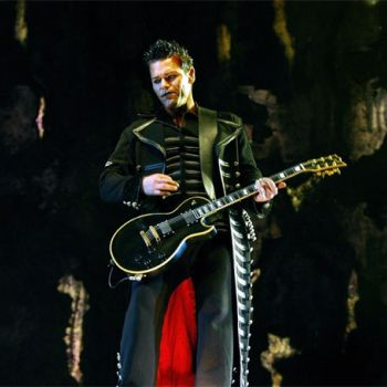 Who is Rammstein's Frontman  Richard Z. Kruspe's Dating? Does He Have Girlfriend? Details About his Marriage, Divorce and Relationship History!