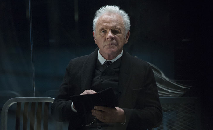 Anthony Hopkins Hopes For His Third Emmy For HBO Drama Series Westworld