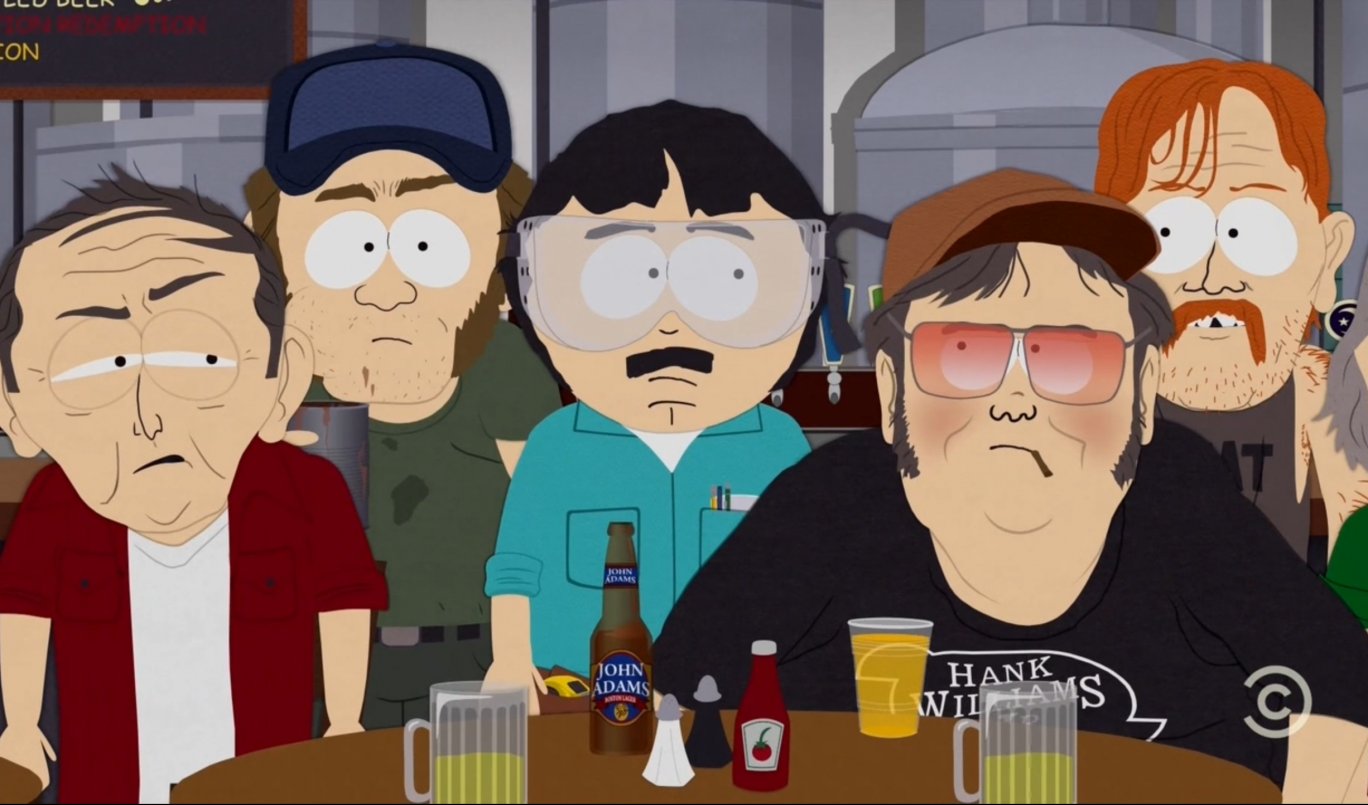 Read My Review Of South Park-Season 21. This Is Humor Play and Controversial Ride of White Supremacy
