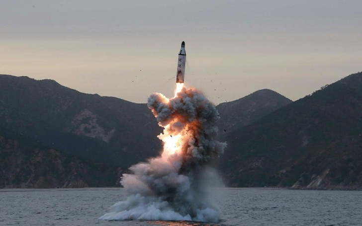 North Korea Fires Another Ballistic Missile Over Japan, A Day After It Threatened Japan 'to sink'