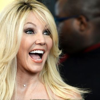 Heather Locklear Taken To Hospital With Minor Injuries After Car Smash In California