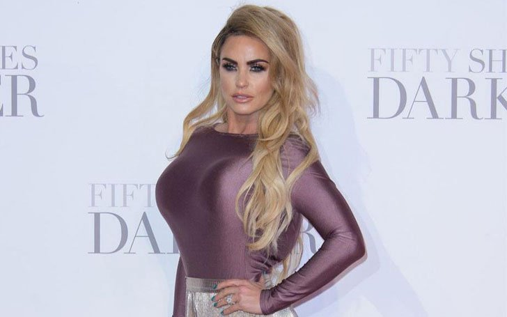 I Got U Singer Katie Price Might Give Last Chance To Her Third Husband Kieran Hayler