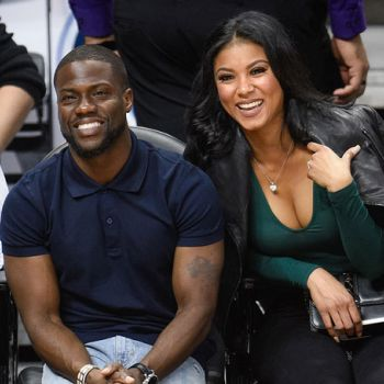 Comedian Kevin Hart Apologizes With Wife and Kids On An Instagram Video
