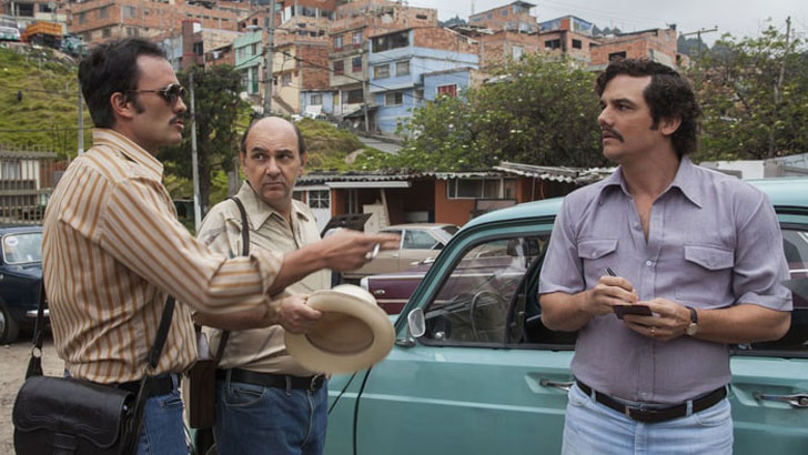 Narcos Location Manager Carlos Muñoz Portal Was Shot Fatally In Mexico