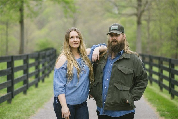 Chris Stapleton and His Wife Morgane Stapleton Married Life-Details About Their Relationship, Love-Story and Children