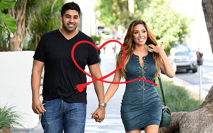 Why Did Simon Saran And Farrah Abraham Breakup? Reason Revealed Here! Details About Their Relationship