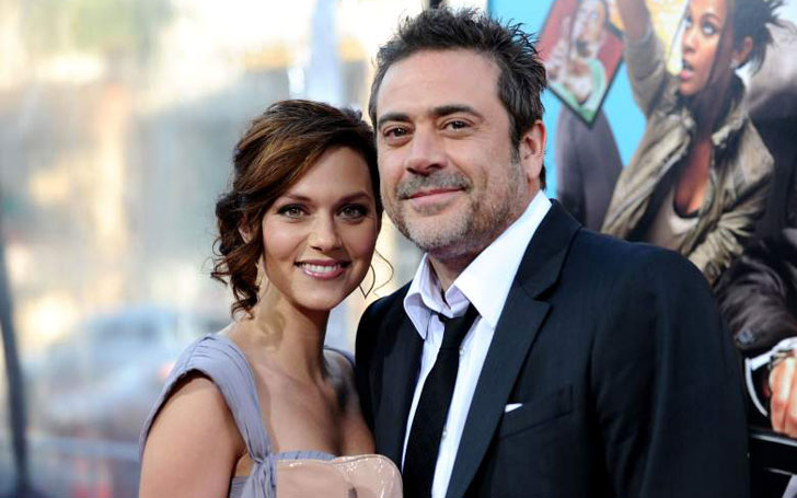 The Walking Dead Star Jeffery Dean Morgan Expecting Second Child With Wife Hilarie Burton